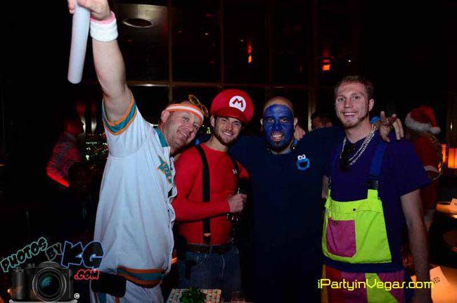 halloween night in vegas 2017