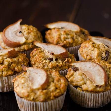 Fűszeres-zabpelyhes körte-muffin Recept képekkel -   Mindmegette.hu - Receptek