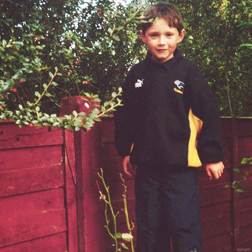 Niall Horan as a child....literally the cutest ^_^