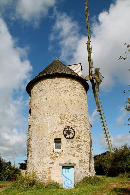 Moulin de Kervoyal, Camping Bihan, Damgan, Morbihan, Bretagne Sud