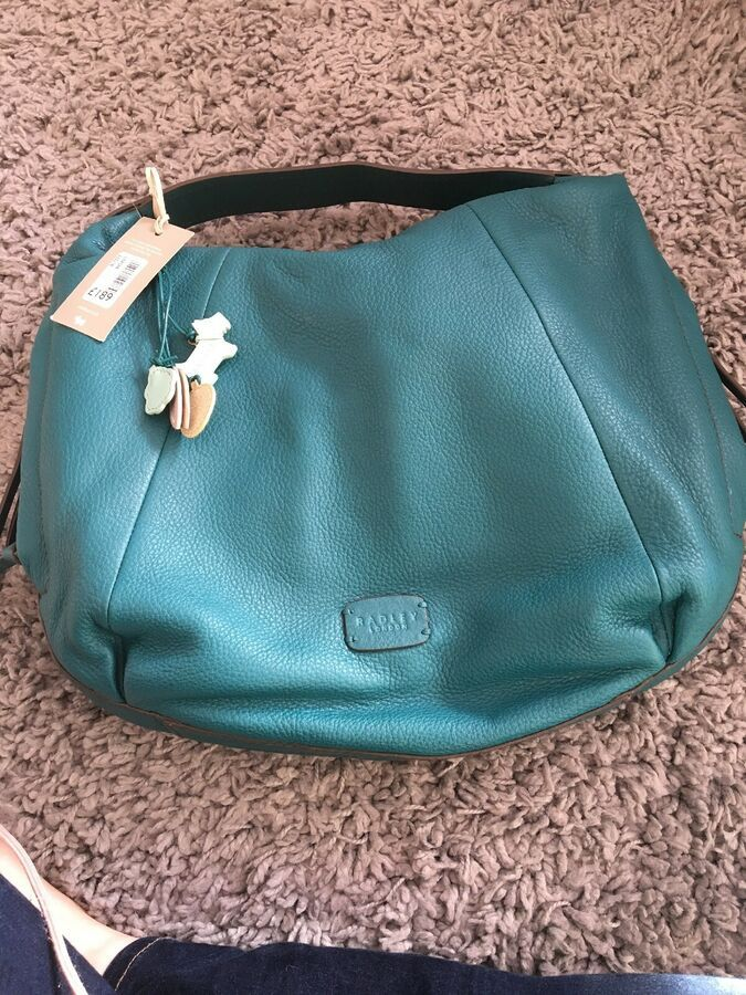 Radley Bag New With Tags Green Ad