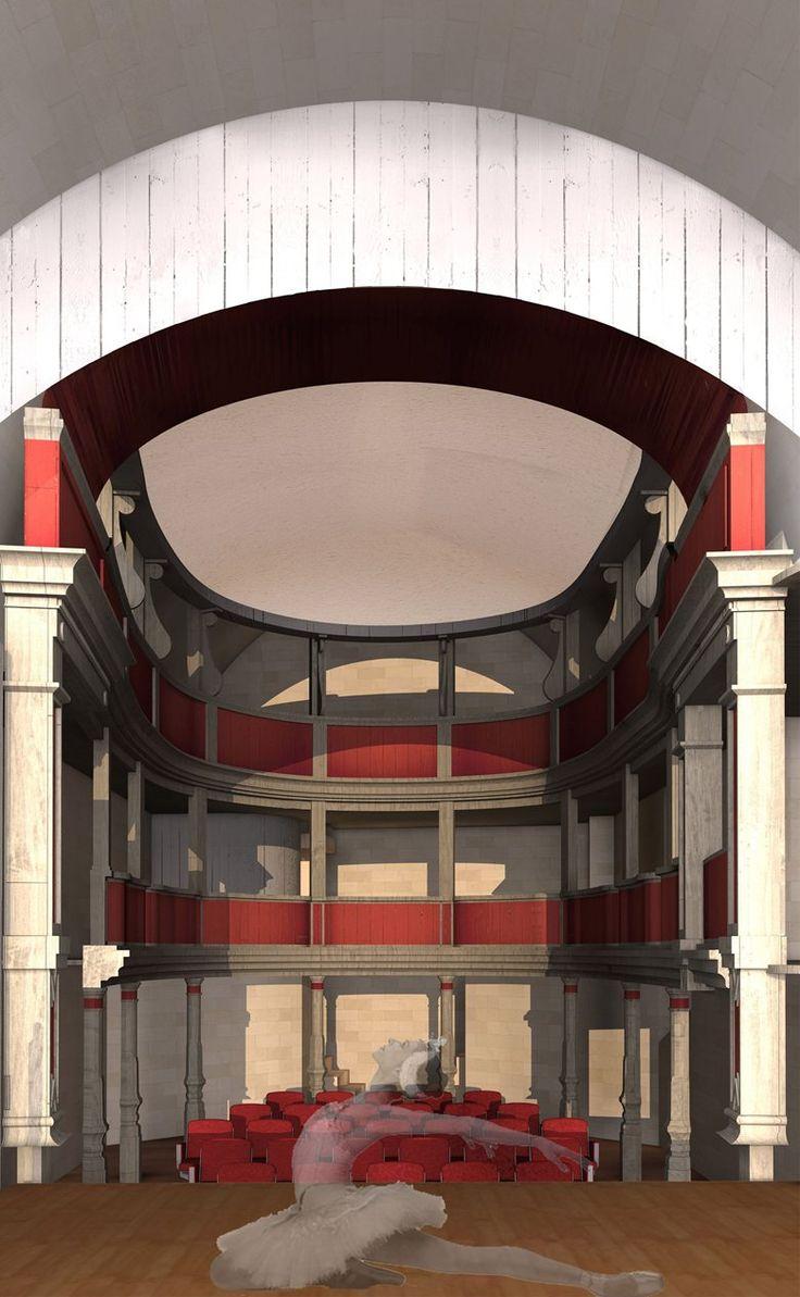 Restauro Architettonico di un Teatro Cittadino , Noicattaro, 2015