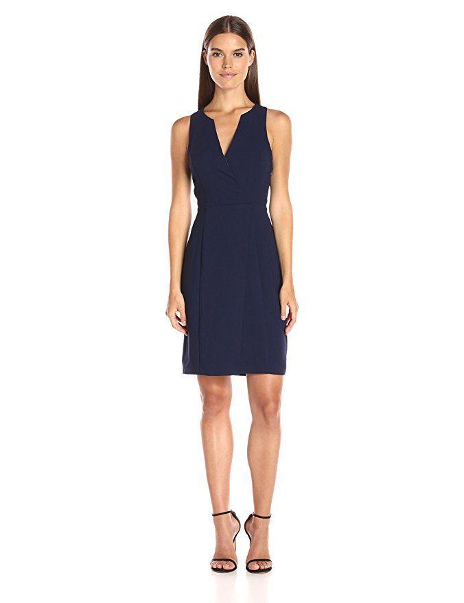 Amazon.com: BCBGeneration Women's Surplice Dress: Clothing