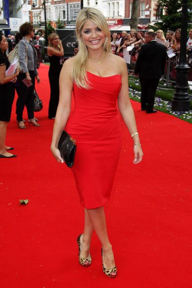 Holly Willoughby Photos - (UK TABLOID NEWSPAPERS OUT) Holly Willoughby attends the Gala Premiere of The Twilight Saga: Eclipse held at The Odeon Leicester Square on July 1, 2010 in London, England. - The Twilight Saga: Eclipse - Gala Premiere - Inside Arrivals