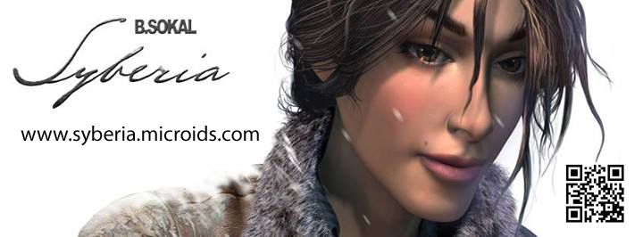 Syberia Series - Photos de couverture  http://www.syberia.microids.com/  Facebook https://www.facebook.com/syberia.series