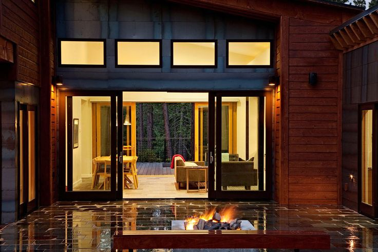 sliding patio door window treatments Patio Contemporary with ceiling lighting courtyard eaves