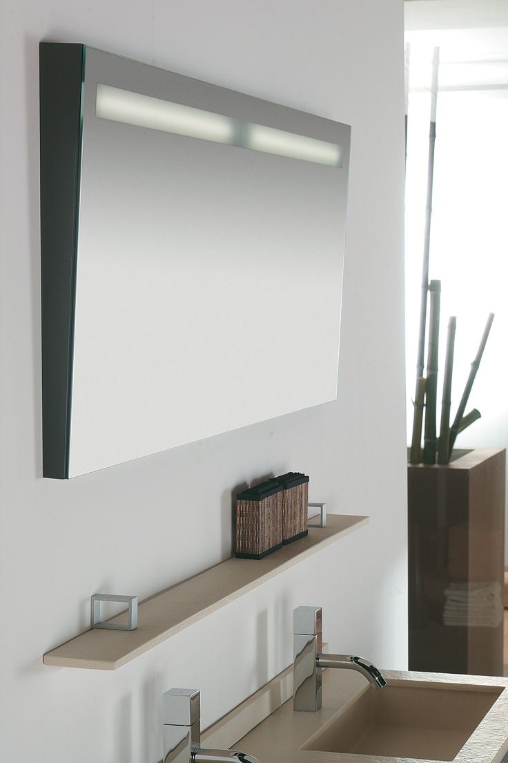Look this mirror! Fiora Touch Your Bathroom