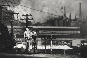 Steelworks, Newcastle, NSW, 1966