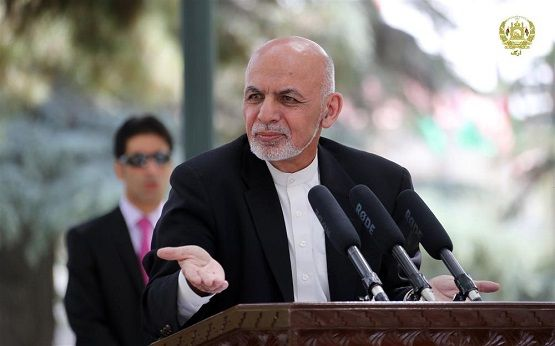 Ghani Rejects Claims He Is Monopolizing Power  http://ansarpress.com/english/7497/