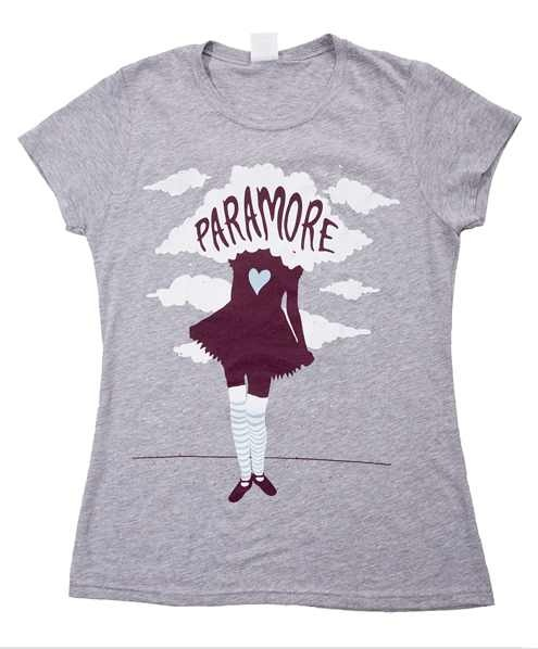 Paramore t-shirt | Band Merch/hot topic | Pinterest | In ... Paramore Merch