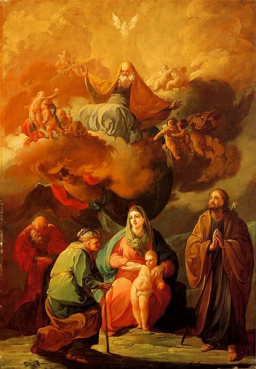 Francisco Goya - Triple Generation