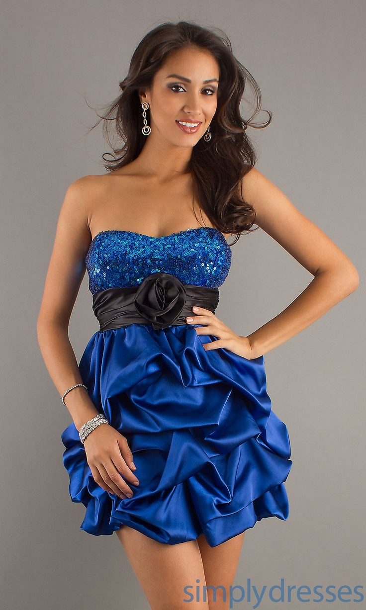 17 Best images about homecoming dresses on Pinterest | Short black ...