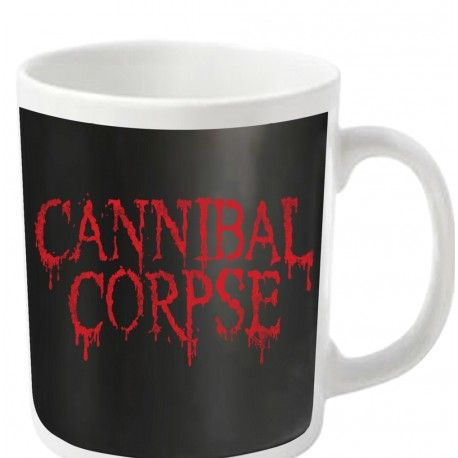 Cannibal Corpse: Dripping Logo (Cana)