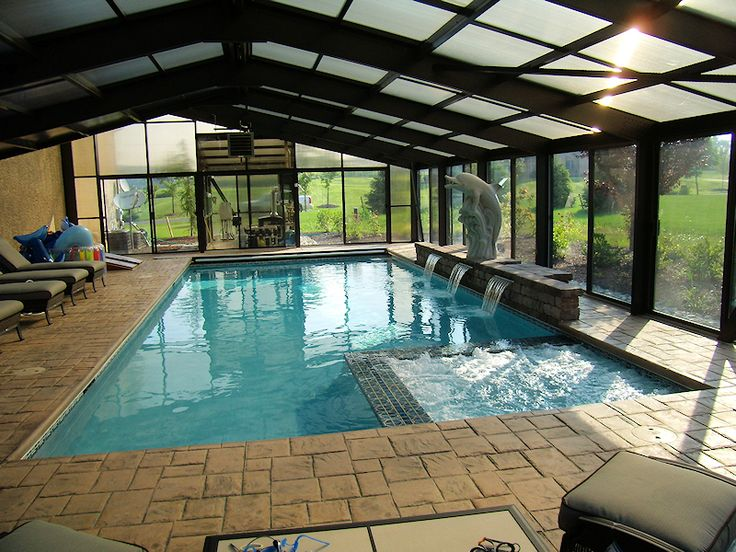 Binnen Zwembaden Lehigh Valley Pools By Barry || Swimming Pools || In