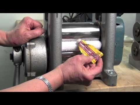 Rolling Mill Know-How Part Two: Tips on Use, Care, and MaintenanceThe STUDIO / Consigli sul laminatoio