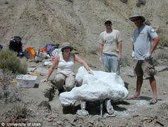 Il dinosauro demonio: I fossili di una creatura dalle lunghe corna ricurve scoperto nello Utah - I paleontologi dicono di non aver mai visto nulla di simile e che nemmeno avrebbero potuto ipotizzare l'esistenza di un simile animale. GUARDA la FOTOGALLERY