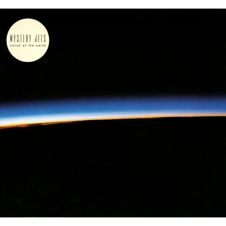 Mystery Jets - Curve of the Earth (CD)