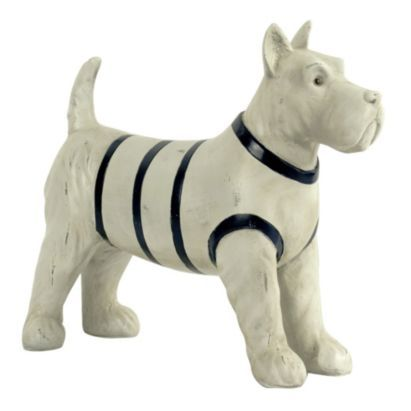 This cheeky Scotty dog will add a touch of fun to any room! #BalticSummer #Dog