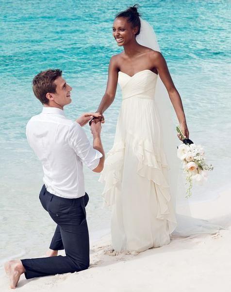 J. Crew Luella Wedding Gown