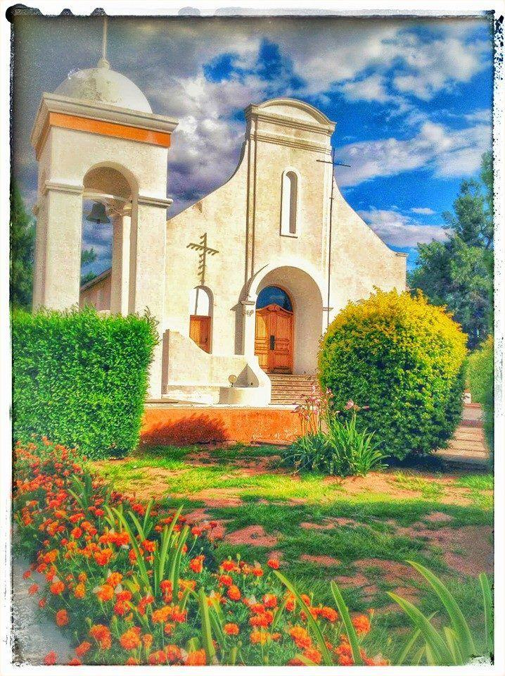 NG Kerk Stampriet, Namibia