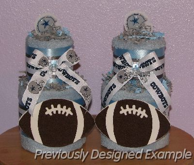 Dallas Cowboys,Baby Shower Ideas