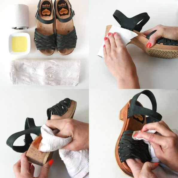 How To: Look after your Swedish Clogs