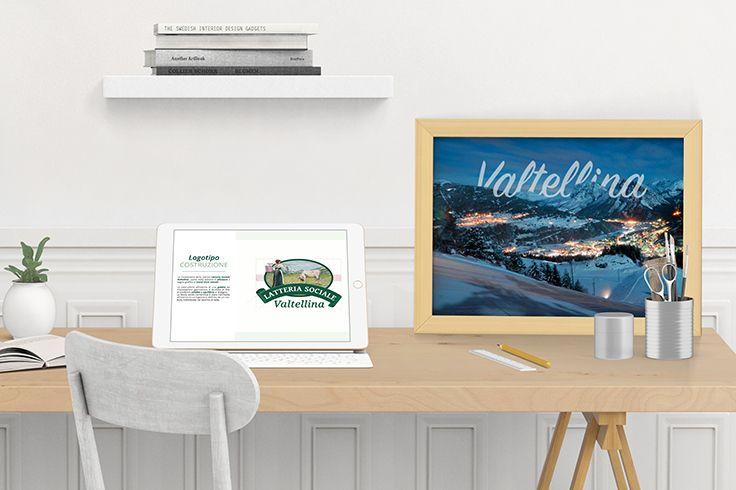 Latteria Sociale Valtellina | Brand Manual