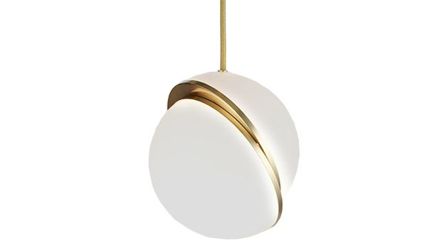 lampy wiszące   mini crescent   mesmetric concept store