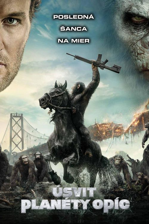 Watch Dawn of the Planet of the Apes 2014 Full Movie Online Free