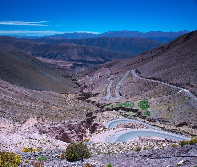 Ruta 40, Argentina by Russ Osborne, via Flickr
