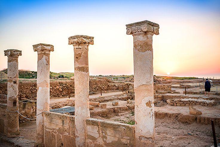 9. Pafos, Cypern #pafos #cypern #resa #semester