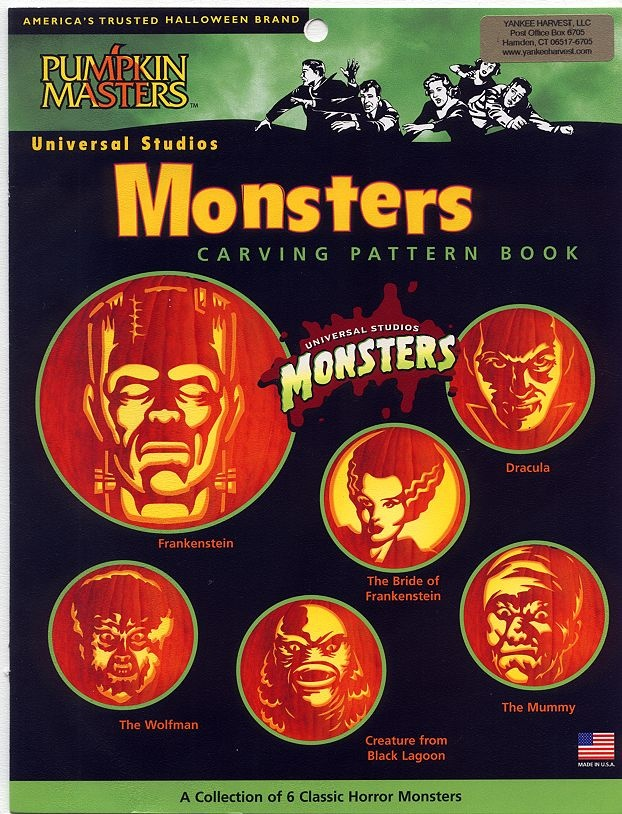 Universal Monsters Years Ago I Sold A Pattern Of The Bride
