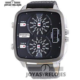 ⬆️😍✅ Reloj Diesel de Caballero negro 😍⬆️✅ Sublime Modelo perteneciente a la Colección de RELOJES DIESEL ➡️ PRECIO 275 € En exclusiva en 😍 https://www.joyasyrelojesonline.es/producto/diesel-0-reloj-de-cuarzo-para-hombre-con-correa-de-cuero-color-negro/ 😍 ¡¡No los dejes Escapar!! #Relojes #RelojesDiesel #Diesel