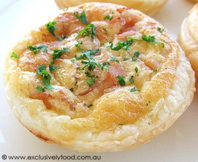 Ham and cheese mini quiche recipes easy
