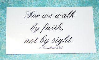 Walk By Faith: Walks By Faith, 2 Corinthians, Walk By Faith, Corinthians 5 7, Cor 5 7, Faith Not, Faith Tattoo, Eye Chart, Faith Quotes