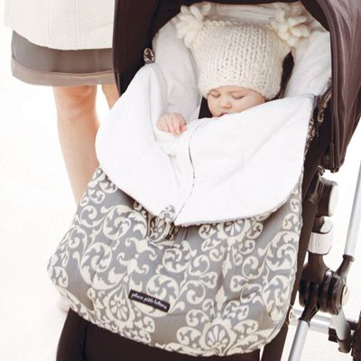Petunia Pickle Bottom-Stroll Stroller Cover