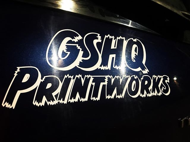 Fresh #vinyl on the #whip! Having another little play with our new #vinylcutter... may try to #vinylwrap some of the panels on the car soon... #gshqprintworks #gshq #GraffSpotting #vinylcutter #cargraphics #customvinyldecals #cardecals #carsticker #bumpersticker #graffiti #streetart #wolves #wolverhampton #wolverhamptonphotographer #wolverhamptonprinter #screenprint #signmaking #graphicdesign