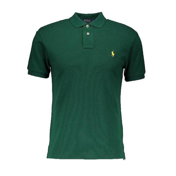Buy Ralph Lauren Slim Fit Mens Polo Shirt Online India | StyleDotty