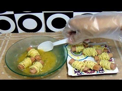 Resep Cara Membuat Sosis Gulung Mie Simpel Praktis - Beken.id