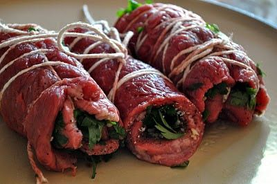 Simple and Easy Braciole Only 6 Ingredients then add your own pasta and sauce - EverybodyLovesItalian.com