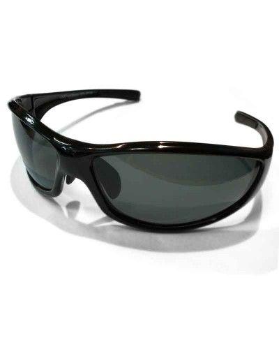 Gafas del sol polarizadas, 100% protección UV, categoría 3, ajuste perfecto para actividades deportivas.