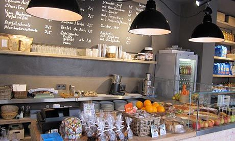 Luisa's list of the 10 best cafes and bakeries in Berlin