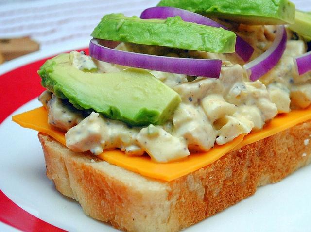 Chicken Salad   Delicious Meals 2   Pinterest