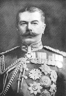 """Lord Kitchener. He regarded his """"sweeps"""" as a sort of animal hunt to """". . . flush out guerrillas in a series of sytematic drives, organized like a sporting shoot, with success defined in a weekly 'bag' of killed, captured and wounded . . ."""""""