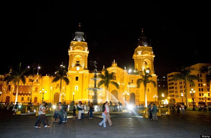 Lima, Peru - to see