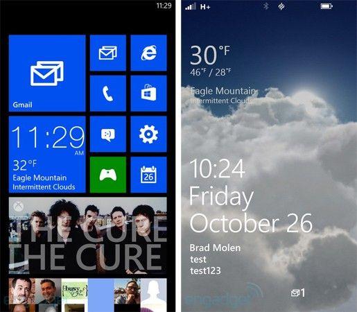 Windows Phone 8!
