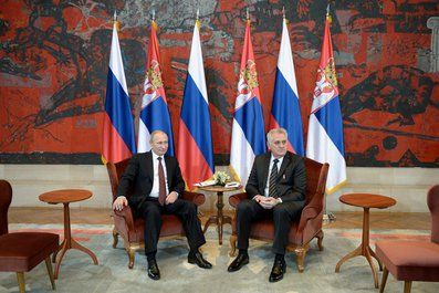 Interview with President of Serbia Tomislav Nikolic /