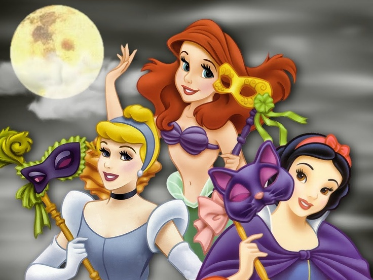 547 Best Disney Halloween Toons Images On Pinterest