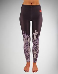 the walking dead leggings, these are pretty cool.