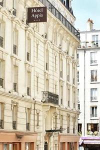 Eurostar panorama hotel paris booking